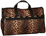 LeSportsac Large Weekender,Cheeta Cat,One Size, Bags Central