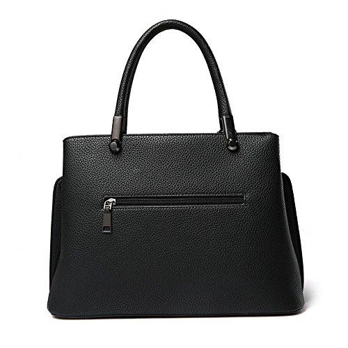 grande oblique à mode A simple Lady main Aoligei sac capacité Fashion Bag qxCgt0aUw1