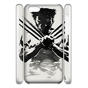 iphone 5c Cell Phone Case 3D Comics The Wolverine art 91INA91341112