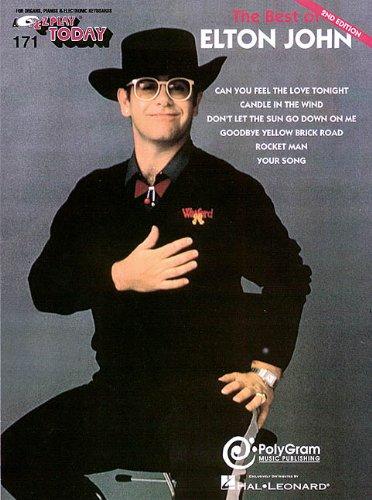 (The Best of Elton John: E-Z Play Today Volume)
