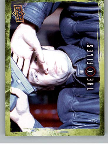 2019 Upper Deck X-Files UFOs and Aliens Stickers NonSport #S-4 Fallen Angel Downed UFO Official Entertainment Trading Card From UD ()