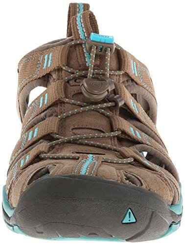 CNX Sandals Baltic CLEARWATER Shitake Keen Women's aCqvHH