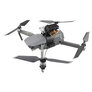 CHshe®-Kit de Dispositivo de Caída, Actualización de Drone Clip ...