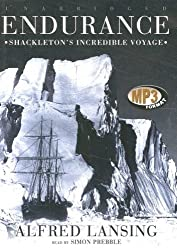 Endurance: Shackleton's Incredible Voyage by Alfred Lansing (2007-11-01)