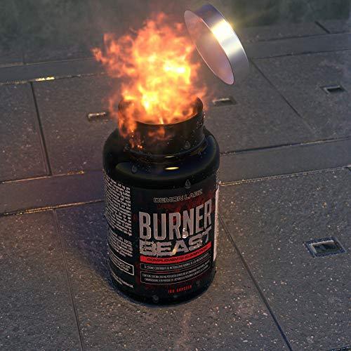 burner beast suplemento quemagrasas