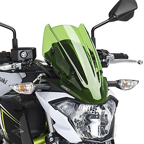 Saute vent Puig Sport Kawasaki Z 650 17-18 vert