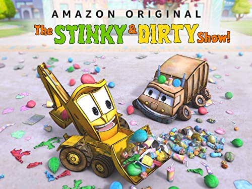 The Stinky & Dirty Show - Season 2 Part 1