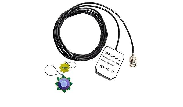 HQRP antena externa GPS para Garmin GPSMAP 188 Sounder / 188C ...