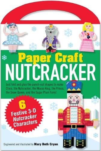 Nutcracker Paper Craft Kit (Papercraft, Paper Toy) ()