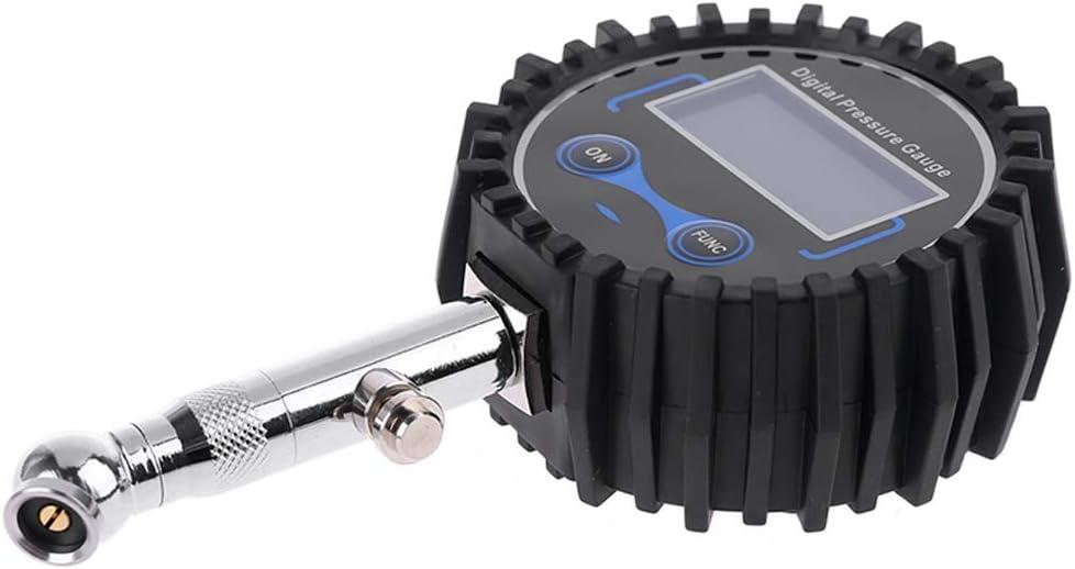 ZChun Testeur de Pression de Pneu num/érique /à 360 /° pour Voiture et Camion testeur Rapide 200 PSI