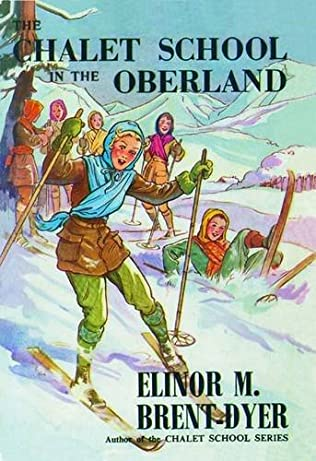 book cover of The Chalet School in the Oberland