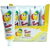 Condensed Milk El Tubito/ Leche Condensada El Tubito 12 Units