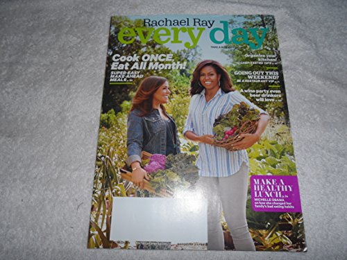 Rachael Ray Every Day Magazine September 2016