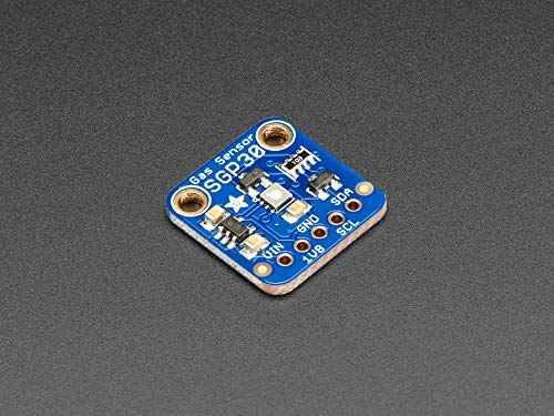 Adafruit SGP30 Air Quality Sensor Breakout - VOC and eCO2 (3