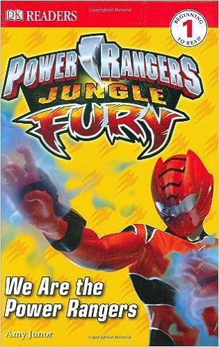 Amazon.com: Disney Power Rangers Jungle Fury: We Are The ...