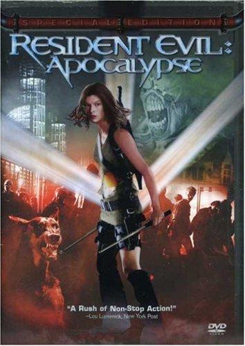 Amazon Com Resident Evil Apocalypse Special Edition Milla Jovovich Shaun Austin Olsen Mike Epps Megan Fahlenbock Oded Fehr Iain Glen Sienna Guillory Jared