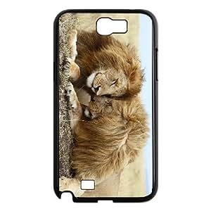 Generic Case Magnificent lionFor Samsung Galaxy N2 N7100 G1G8083