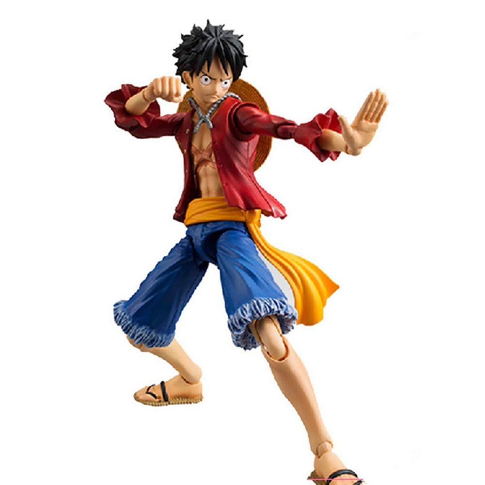 lunanana Anim/és Action Figure One Piece Portrait of Pirates PVC Figure De Collection De Figurines D/´Action Cadeau for Enfants 12 CM H12 Adultes Et Fans De Dessins