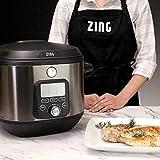 Zing Sous Vide Cooker Machine Starter Kit - 6 Quart
