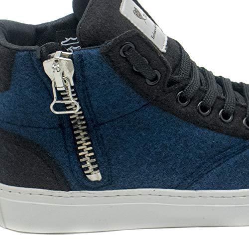 Sneakers Unisex Milan Vegani Blu Nae Pet Oxw7PqEnZ