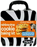 Zebra Mix Rainbow Drop Cookie Baking Activity Kit in a Treasure Tin