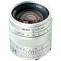 HandeVision IBERIT 24mm f/2.4 Lens for Leica SL / T (Silver)