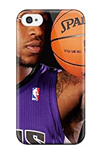 Hot sacramento kings nba basketball (7) NBA Sports & Colleges colorful iPhone 4/4s cases 7121268K185029054