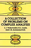img - for A Collection of Problems on Complex Analysis (Dover Books on Mathematics) book / textbook / text book