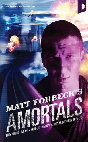 book cover of Amortals