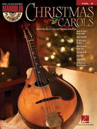 Christmas Carols: Mandolin Play-Along Volume 9 (Hal Leonard Mandolin Play-Along)