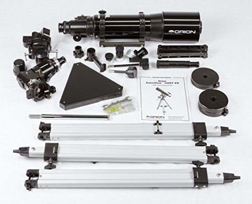 Orion 9005 AstroView 120ST Equatorial Refractor Telescope by Orion (Image #1)