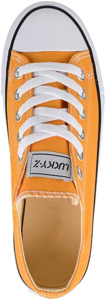 Elara Unisex Sneaker Textil Turnschuh Low top Chunkyrayan