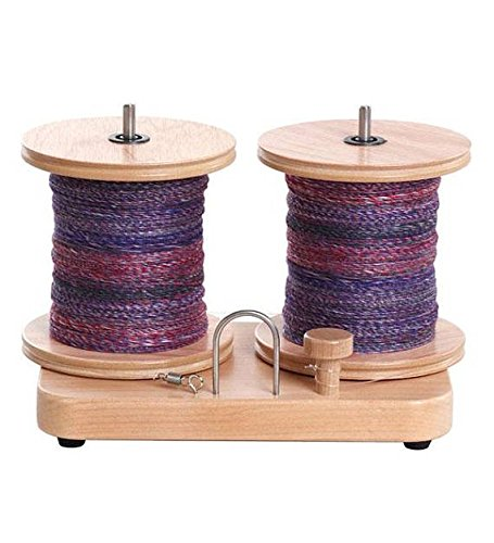Ashford E-Spinner 3 - Electric Yarn Spinner Lacquered