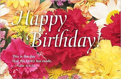 Happy Birthday Flowers Amazonde Fremdsprachige Bucher
