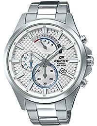 Men's 'Edifice' Quartz Stainless Steel Casual Watch,...