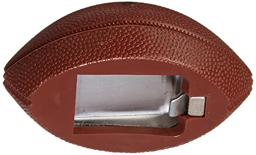 NFL San Diego Chargers Football Bottle Opener Magnet, 3-Inch, - Diego Brown Football Chargers San