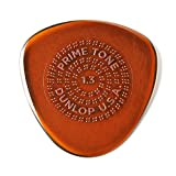 Dunlop 514P1.3 Primetone® Semi-Round Sculpted Plectra with Grip, 1.3mm, 3/Player\'s Pack