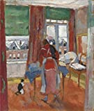 Beautiful Paint on Canvas no frame, no stretch ,Rik Wouters - Ironer, 20th century, is for Home Decoration, or Wall Art Decoration, Home Decor. There are fiber canvas, cotton canvas, or linen canvas. And it is also the best gift for your rela...