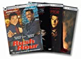 Full Force New Line Platinum Series DVD 4-Pack (Blade/Rush Hour/The Corruptor/Spawn) by Wesley Snipes