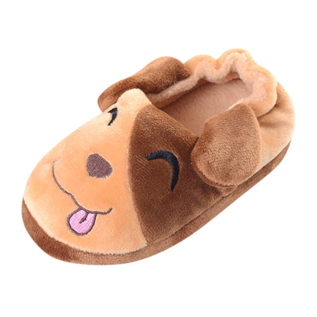 Winter Warm Home Slippers for