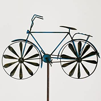 deko fahrrad garten fahrrad als mini garten deko. Black Bedroom Furniture Sets. Home Design Ideas