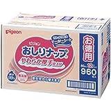 【ケース販売】ピジョン おしりナップ やわらか厚手仕上げ 80枚入×12個パック (960枚入)