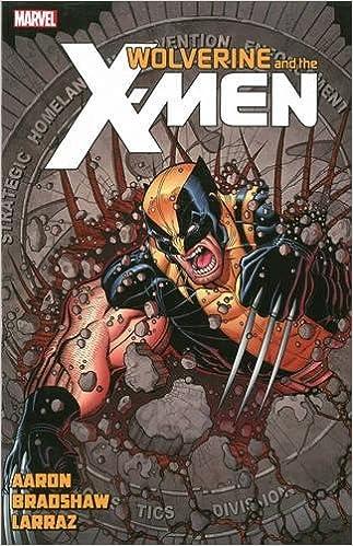 3e4de72cea9 Amazon.com: Wolverine & the X-Men by Jason Aaron Volume 8 ...