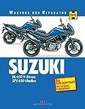 Suzuki DL 650 V-Strom, SFV 650 Gladius: Das Schrauberbuch mit farbigen Schaltplänen