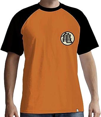 Shirtzshop Dragon Ball Kame Symbol - Camiseta, diseño de dragón naranja XL: Amazon.es: Ropa y accesorios