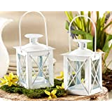 Luminous Mini-Lanterns-White - Set of 12