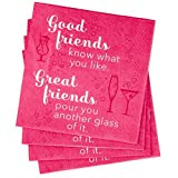 #8: Valentine's Day Cocktail Napkins, Pack of 20 Party Essentials