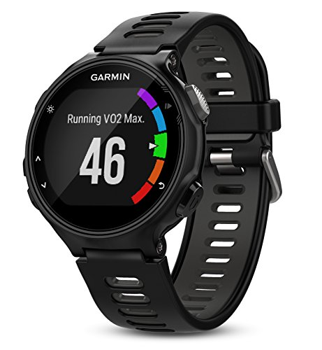Garmin Forerunner 735XT (Black/Gray) Power Bundle | Includes HD Glass Screen Protectors (x2) & PlayBetter Portable Charger | Multisport GPS Training Watch by PlayBetter (Image #4)