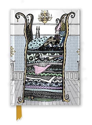 (Peacock: Princess and the Pea (Foiled Journal) (Flame Tree Notebooks) )
