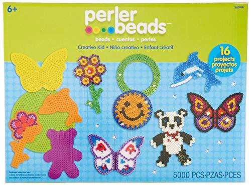 Perler Beads Creative Kid Bead Kit Kids Craft, 5000 pcs ()